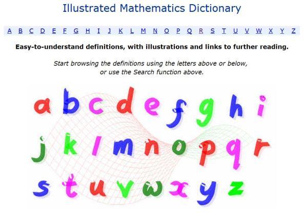 dictionary mathisfun