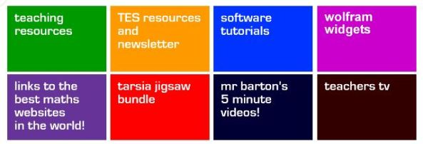 Resources for Teachers from Craig Barton
