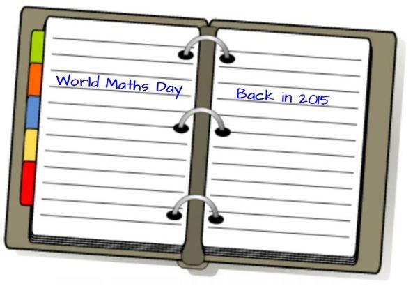 World Maths Day 2015