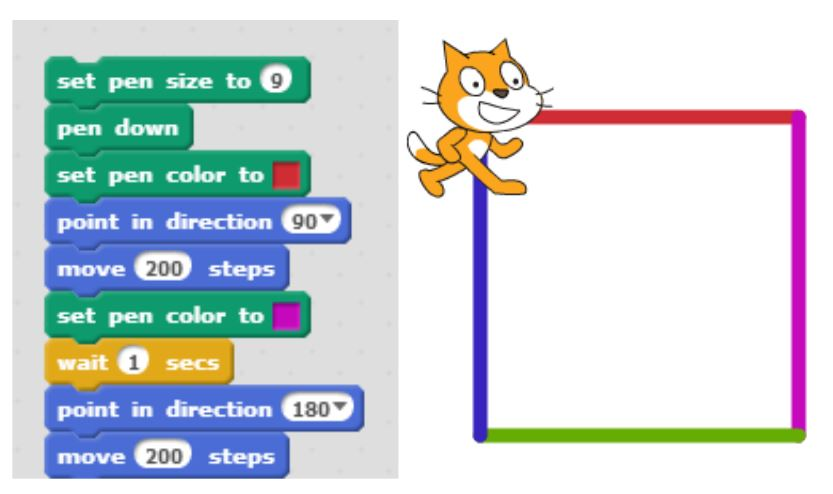 Scratch on Number Recognition Bingo