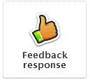 Feedback response