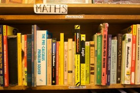 Maths texts