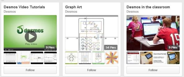 Desmos on Pinterest