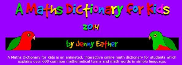 Jenny Eather Dictionary