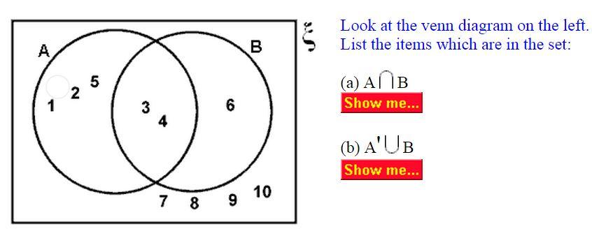 Venn Diagram Sets Usually Crossword Selol Ink