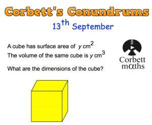 Corbett's Conundrums