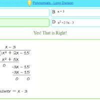 Long Division & Multiplication - Formal Methods