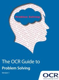 OCR Guide - Problem Solving