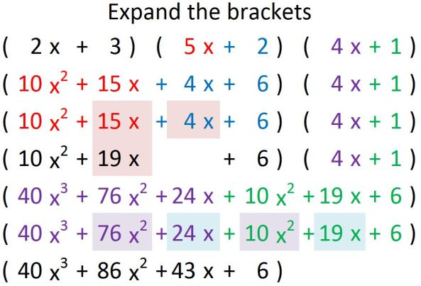 Expand Brackets Colleen Young