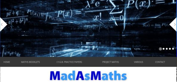 MadAsMaths