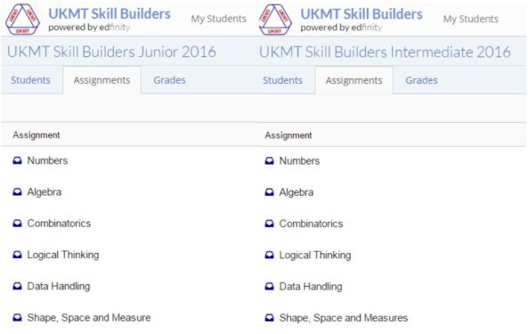 ukmt intermediate maths challenge papers Various 'solve these equations' questions taken from junior/intermediate & senior challenge papers  ukmt questions on equations (no rating) 0 customer reviews author: created by mrvman.