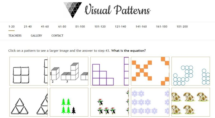 Visual Patterns