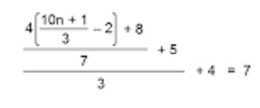 Linear Equations - Don Steward
