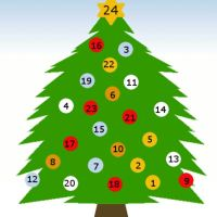Mathematical Advent Calendars