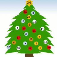Mathematical Advent Calendars