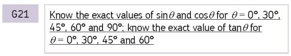 trig-exact-values