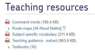 AQA Resources