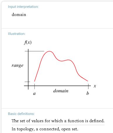 Wolfram Alpha definition 2