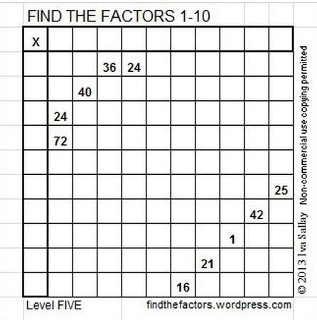find-the-factors