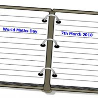 World Maths Day 2018