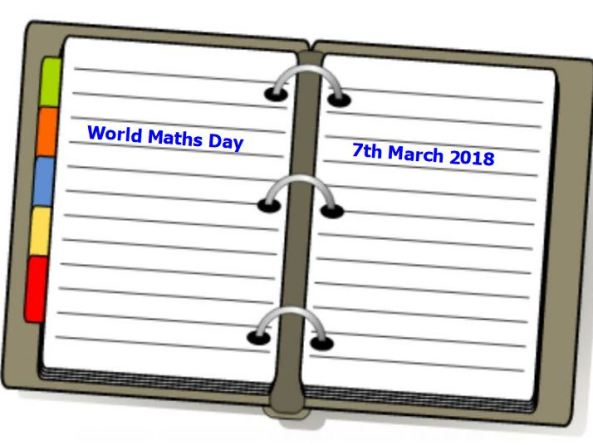 World Maths Day Mathematics Learning And Technology
