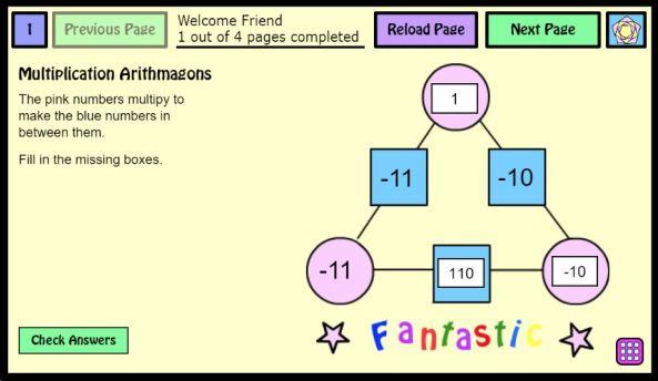 MathsPad