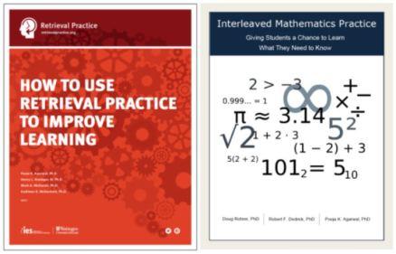 RetrivalPractice.org guides