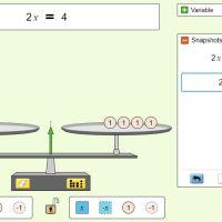 PhET Simulations - Algebra