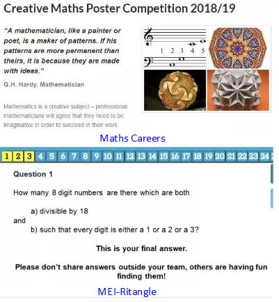 MEI & Maths Careers