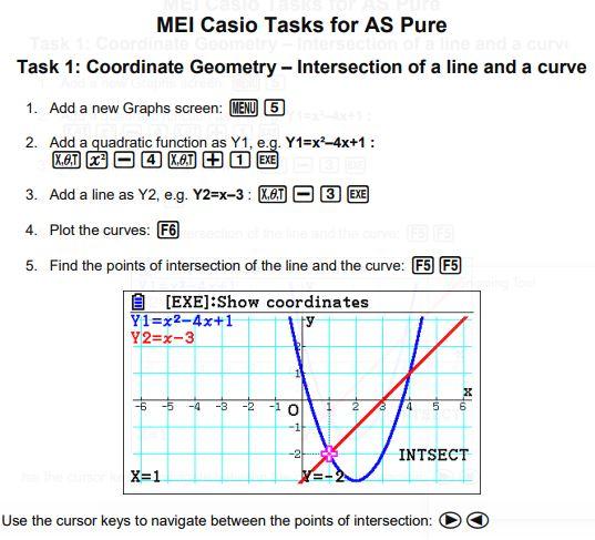 MEI Calculator Tasks