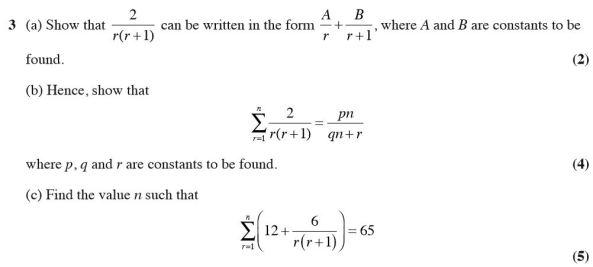 CrashMaths Further Maths