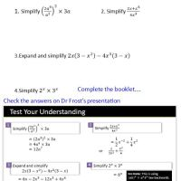 A Level Mathematics, have you seen...?