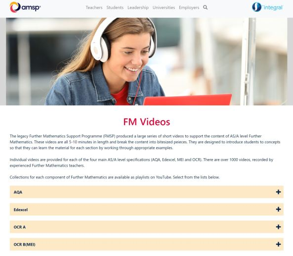 amsp videos