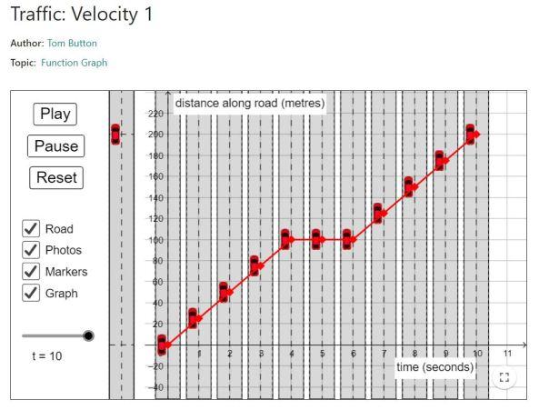 Tom Button - Traffic, Velocity 1